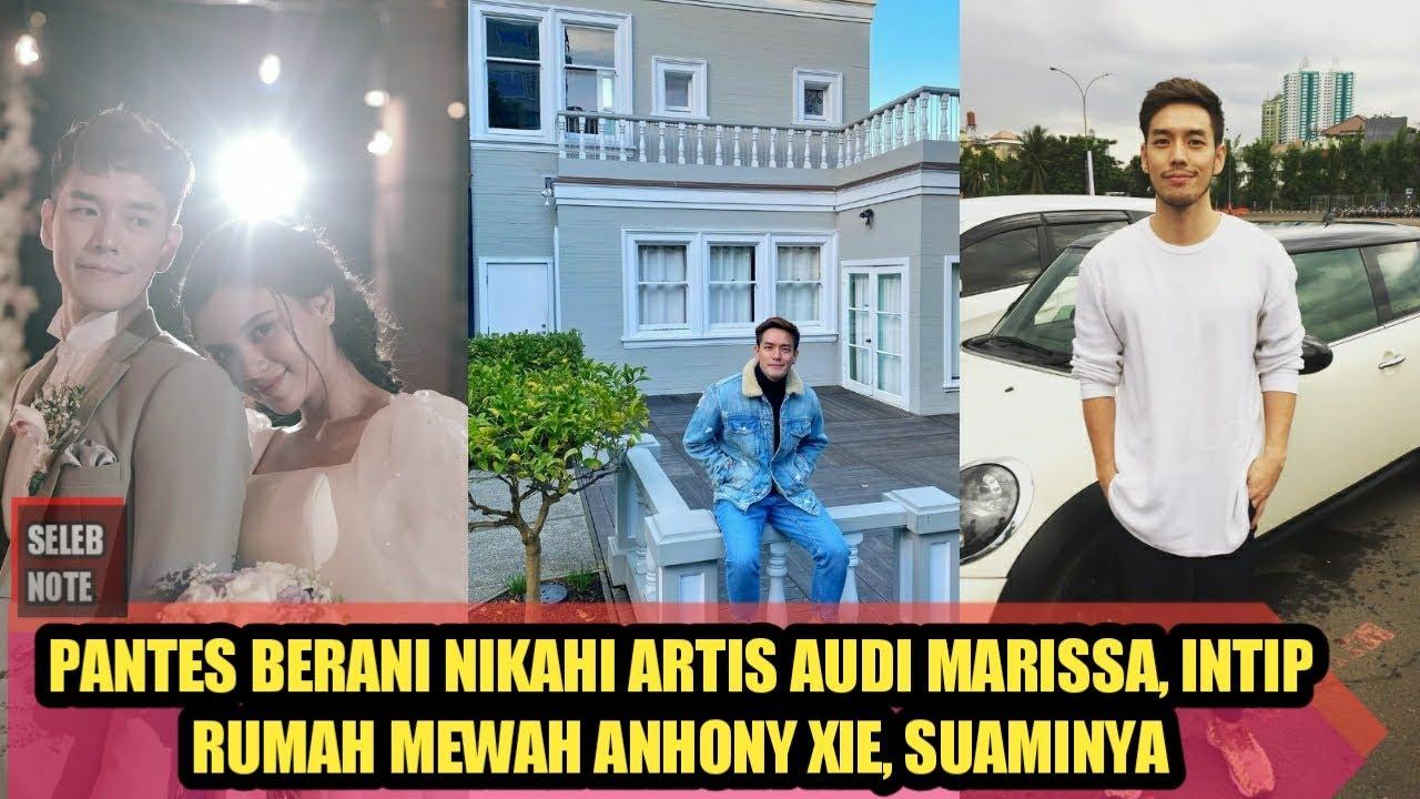 Nikahi Artis Audi Marissa, Intip Rumah Mewah Anthony Xie, Suaminya