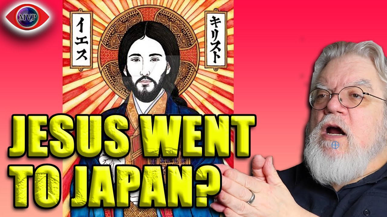After Jesus Crucifixion He Went To Japan & Lived To Be 106 Years Old! Dr. Robert M. Price