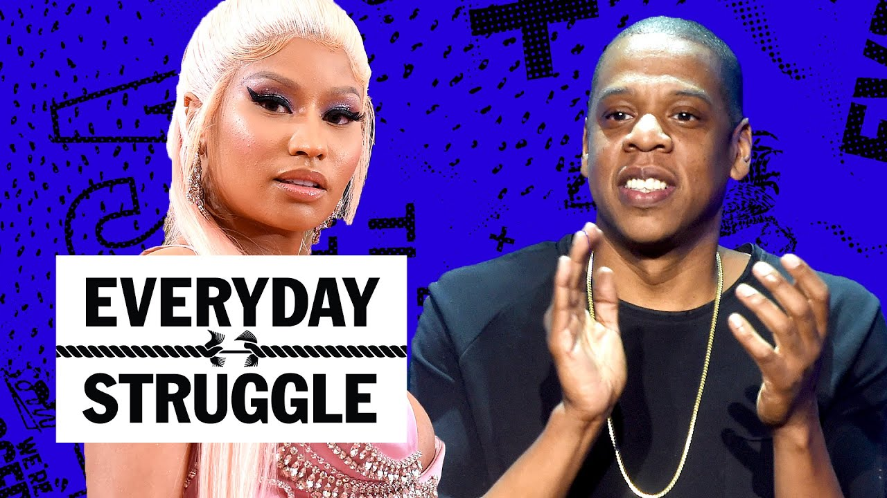 Jay-Z Upset w/ Kaepernick?, Meek Mill's Top 5, Nicki's Flowers Long Overdue? | Everyday Struggle