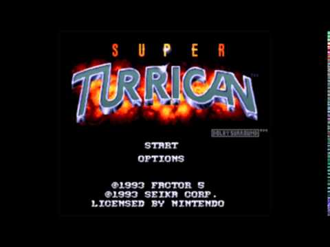 Super Turrican: Stage 1-3 (RytmikRockEdition) by