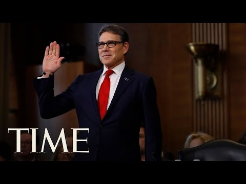 Rick Perry Says He Regrets His Statement About Abolishing The Energy Department | TIME