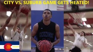 City vs. Suburb matchup gets HEATED!! 5280 vs. 720 Kings Close Game!!