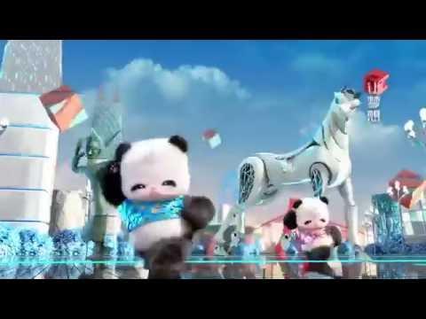 Most Adorable 3D Animation about Pandas' Hometown: Chengdu's Tourism Promotion