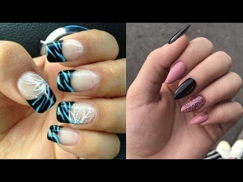 How To Polish Nails At Home Simple Nail Art Tutorial 3