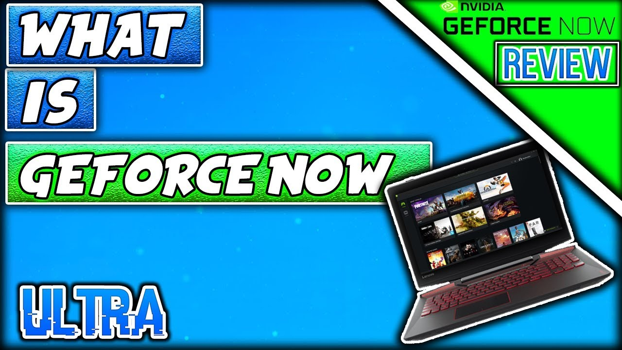 GeForce NOW     IS AMAZING!! - GeForce Now Review