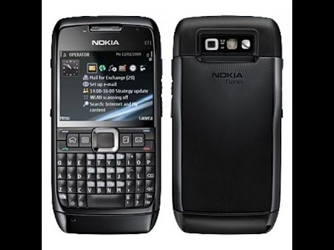 HOW TO UNLOCK THE LOCK CODE OF NOKIA E71