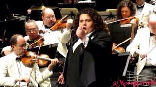 Jonathan Antoine 19 yrs Last Night of Proms Cliffs Pavilion 30 Nov 2014