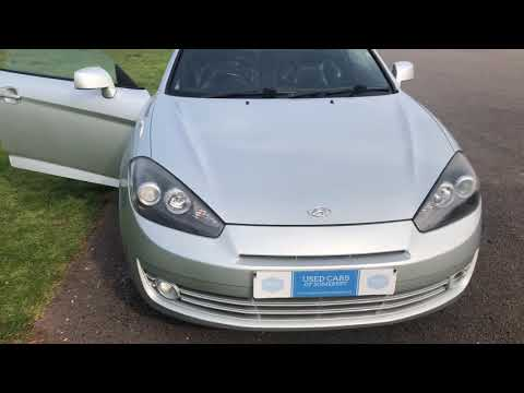 Hyundai Coupe Siii Used Cars Of Somerset