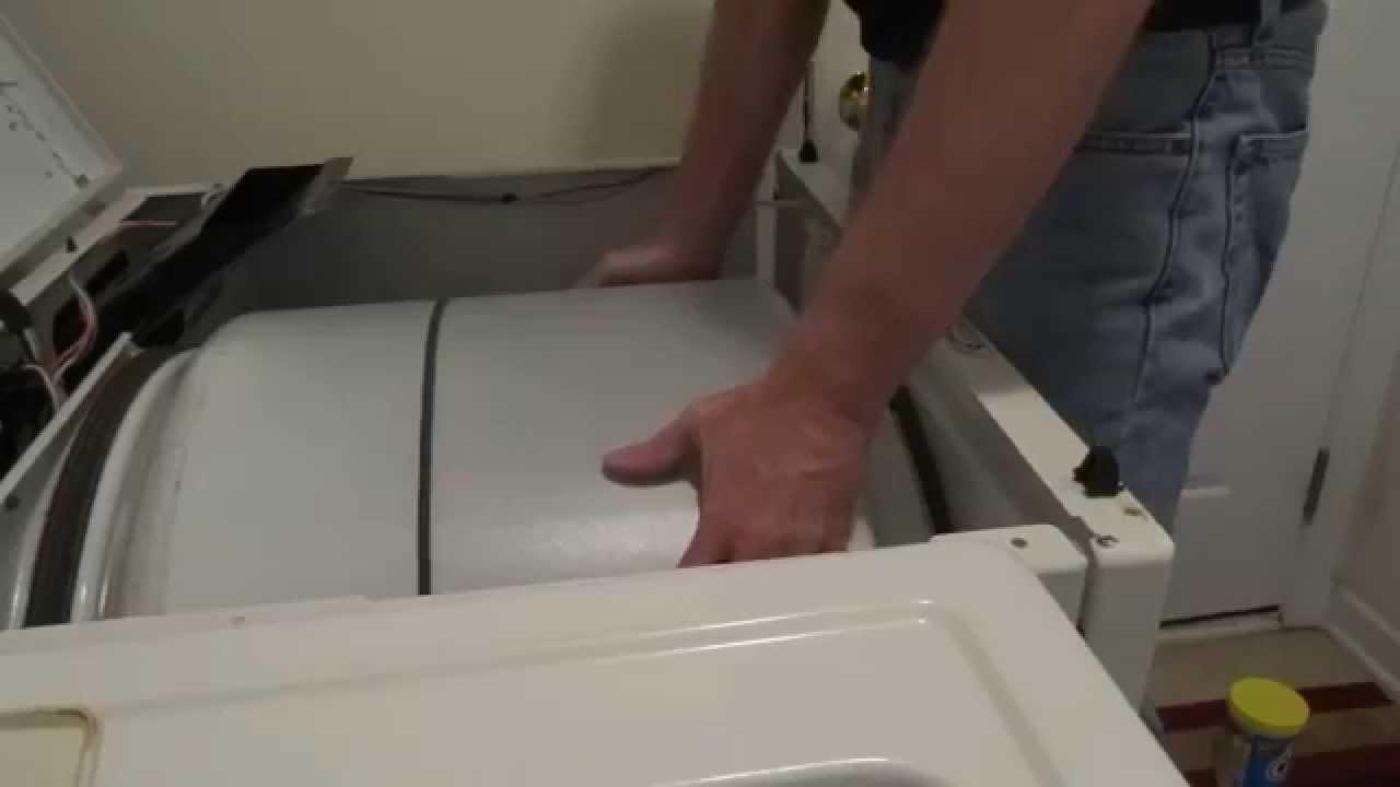 Kenmore 80 Series Gas Dryer