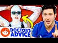 These Doctors Do What???   Medical Reddit Review