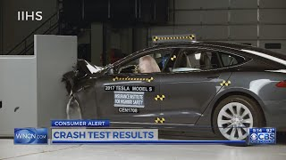 3 big cars ranked safest by Insurance Institute for Highway Safety, but not Tesla Model S