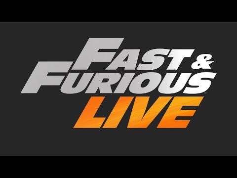We chat to the cast and crew of Fast & Furious Live