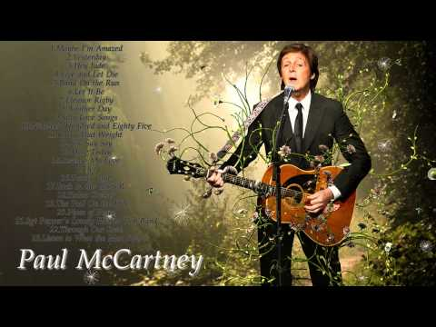 Paul McCartney Greatest Hits playlist -Best Of Paul McCartney 2016