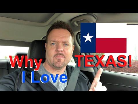 Why I Love TEXAS! (God, Guns, and Glory)