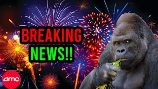 ? BREAKING NEWS FOR AMC STOCK!! CAN'T BELIEVE THIS JUST HAPPENED!!