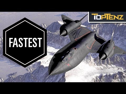 Top 10 Most Iconic Airplanes Of All Time