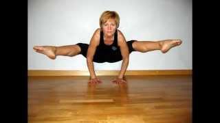 йога для начинающих за 30 дней
