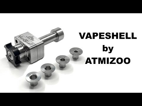 Vapeshell RBA for the Billet Box by Atmizoo