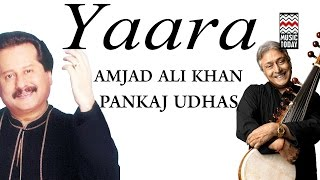 Yaara | Volume 1 | Audio Jukebox | Gazal | Vocal | Pankaj Udhas