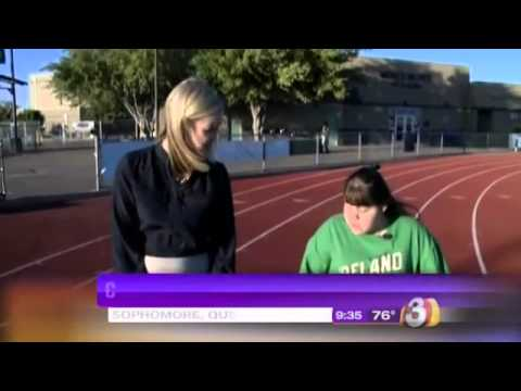 Queen Creek High School Football Players Protect Chy Johnson, Bullied Student With Special Needs VIDEO