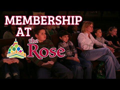 Membership at The Rose Theater!