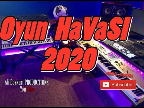 YENI 2020 Oyunhavasi KORG Pa4x Elektro Baglama Klarnet Yayli oyun havasi 2020