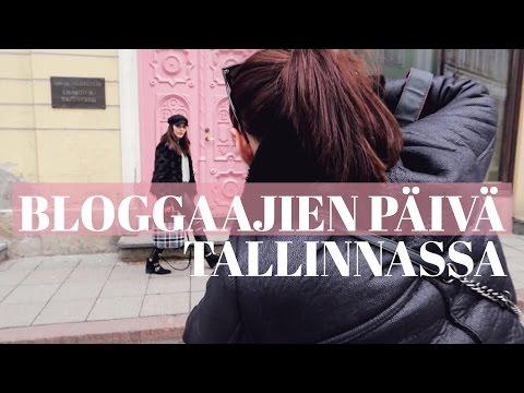TALLINNA VLOG | Totuus asukuvien takana + Ostokset