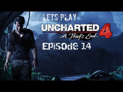 Lets Play Uncharted 4 Episode 14 EARNING MY FREQUENT FLYER MILES