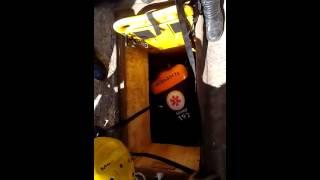 Homem resgatado após queda em buraco em Goiânia