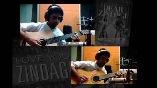 Love You Zindagi | Dear Zindagi | Guitar Cover | Mohit Dogra