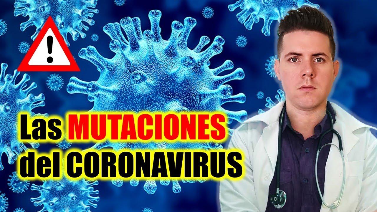 ⚠️ALERTA: LAS MUTACIONES DEL CORONAVIRUS COVID-19 Y EL PELIGRO QUE REPRESENTAN #shorts