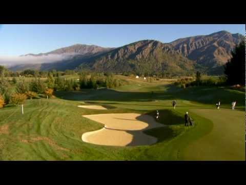 New Zealand PGA Pro-Am Championship 2012