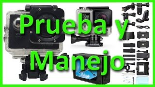Prueba Cámaras Sport Action Cam SJcam vs GoPro