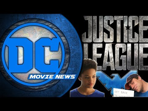 Nightwing Casting, Shazaam Update, Justice League Featurette | DC Movie News
