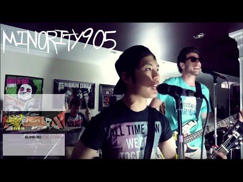 Blink 182  San Diego Minority 905 Band