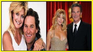 Голди Хоун и Курт Рассел Знаменитые Американские Актеры-Самая Крепкая Звездная Пара Голливуда.