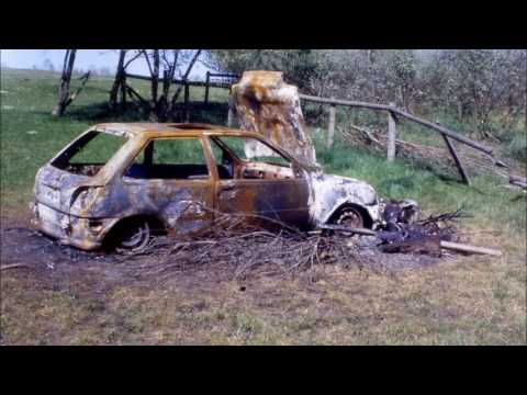 burned out cars 2000