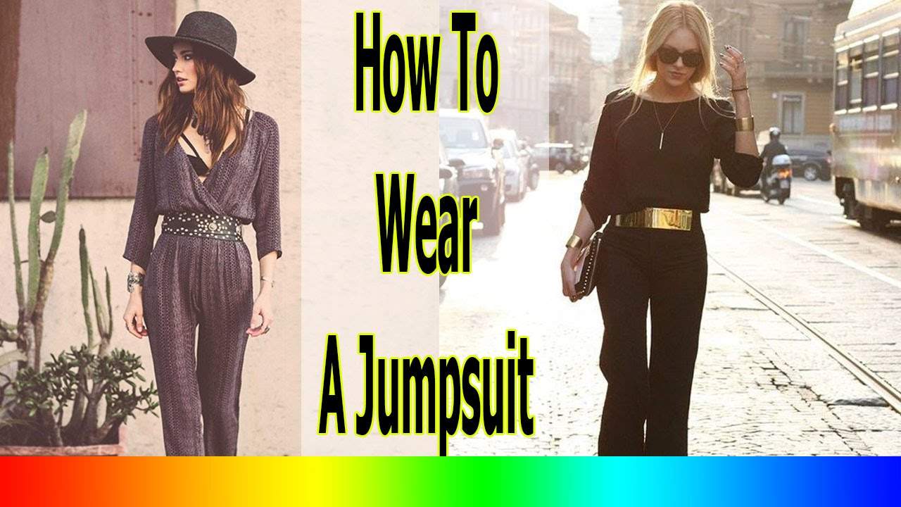 Cute Winter Outfits 20 Style Tips On How To Wear A Jumpsuit This