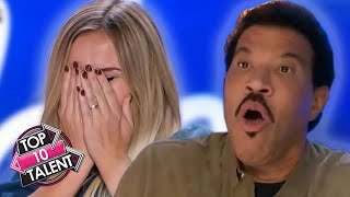 10 AMAZING ACOUSTIC Auditions On American Idol 2021!