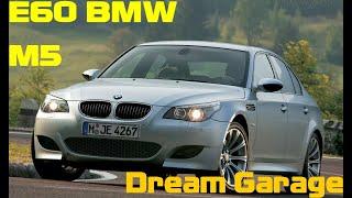 homepage tile video photo for Dream Sedan: E60 M5 (Dream Garage Series)