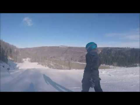 snowboarding 2016 (canyon resort red deer ab)