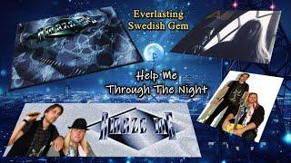 【Melodic Rock/AOR】💗Amaze Me (SWE) - Help Me Through The Night (bonus) 1995/1998~Emily's collection