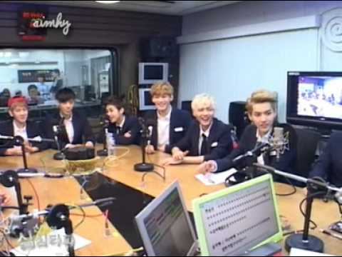 130820 EXO Kor + Chi + Eng Rap to intro album SJ Shindong SSTP