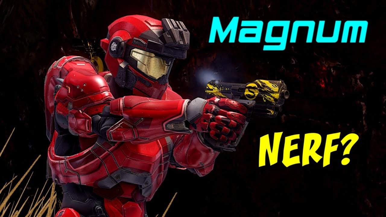 Halo 5   Magnum Nerf? (Analysis)