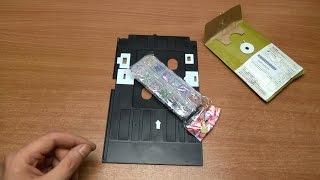 Стразы и лоток для печати на карточках(, 2015-11-05T07:28:36.000Z)