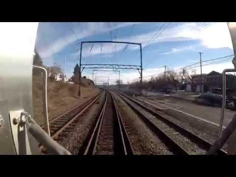 SEPTA Main Line Lansdale to Glenside SL-V