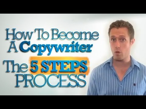 How To Become A Copywriter: The 5 Step Process