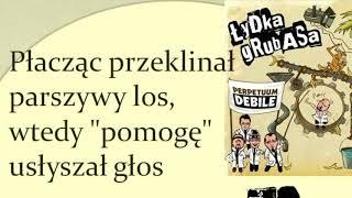 Rapapara    Łydka Grubasa  + tekst karaoke piosenka śpiew