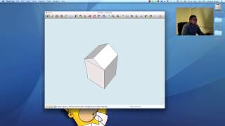 Modelling a Milk Carton in Google Sketchup