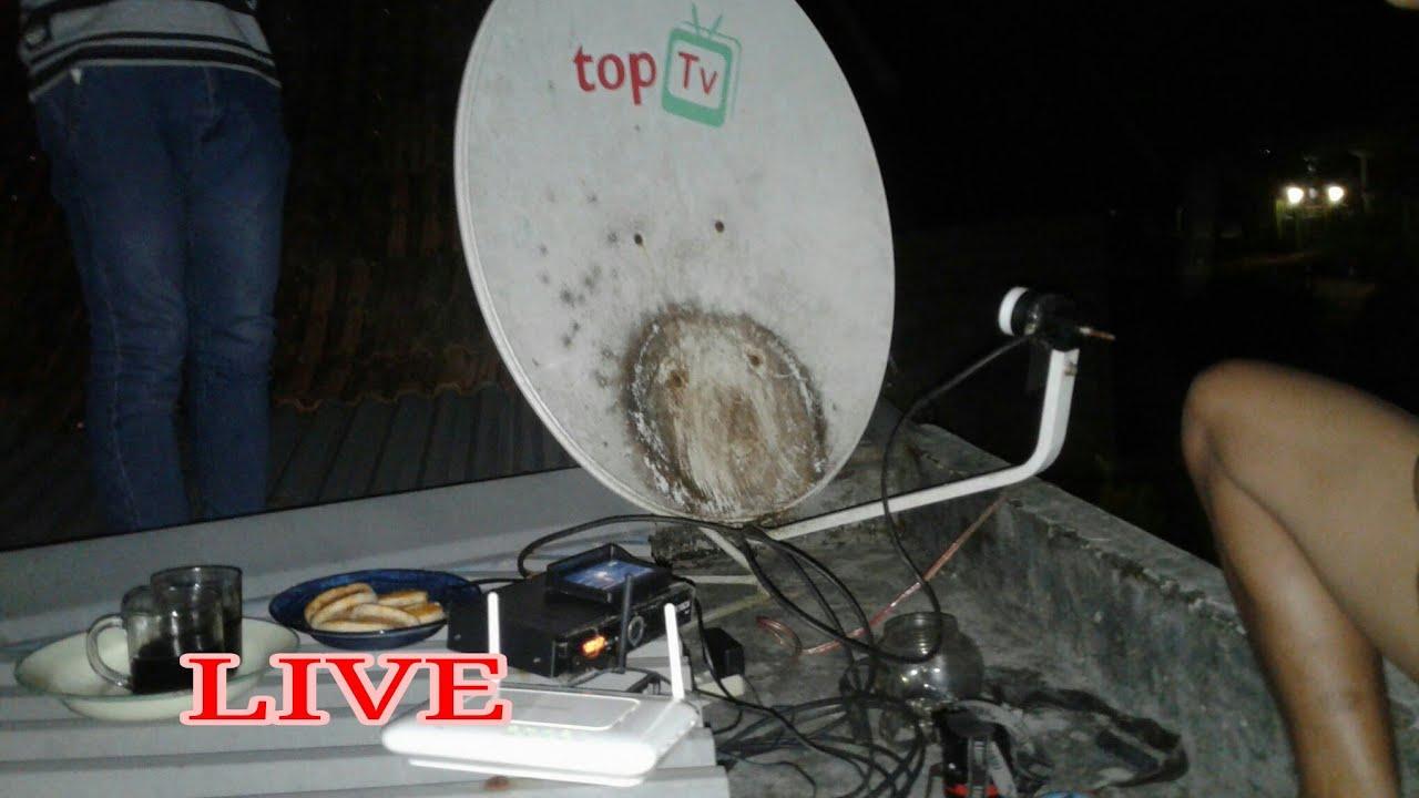 Live Tracking Intelsat 904 (Kuband) Dialog TV